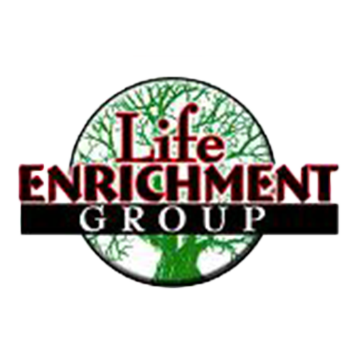 Life Enrichment Group Icon