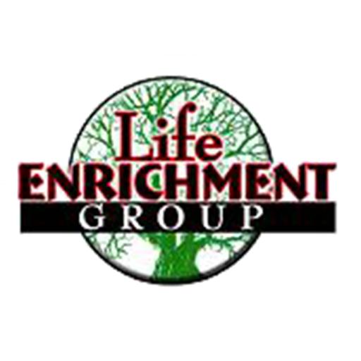 Life Enrichment Group Icon